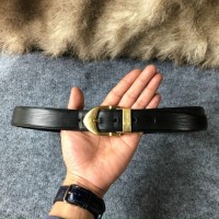 Belt Louis Vuitton epi new 95% Bản 3cm