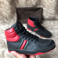 Giày High top Gucci authentic new 100% with dusbag