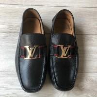 Giày Moca Louis Vuitton monter carlo new 92% Size : 7